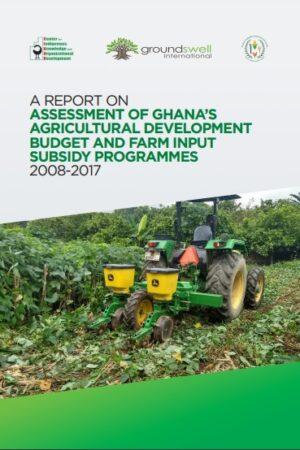 Final report on Ghana FISP_final