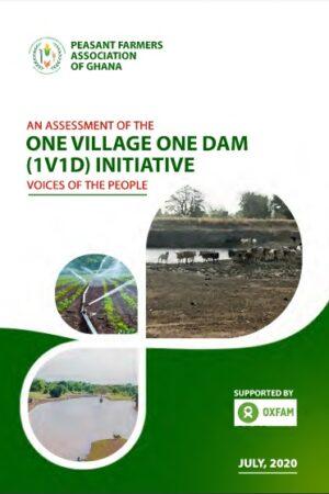 One village One dam