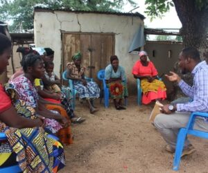 Strengthening Smallholder Voices and Participation in Agricultural Decision Making