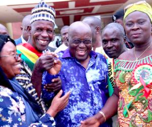 Peasant Farmers Congratulate President Elect